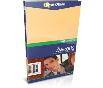 Eurotalk Talk Business Cursus Zakelijk Zweeds- Talk Business Zweeds