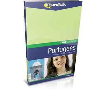 Eurotalk Talk Business Cursus Zakelijk Portugees - Talk Business Portugees