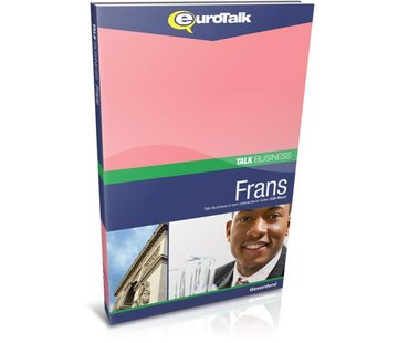 Eurotalk Talk Business Cursus Zakelijk Frans - Talk Business Frans