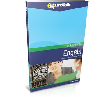 Eurotalk Talk Business Cursus Zakelijk Engels - Talk Business Engels