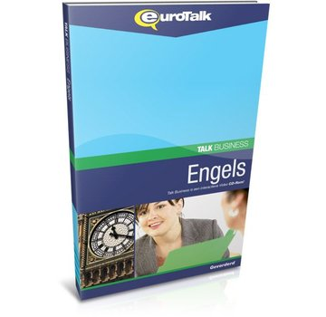 Eurotalk Talk Business Cursus Zakelijk Engels - Talk Business Engels