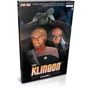 Eurotalk Talk Now Cursus Klingon voor Beginners - Leer de Klingon taal (Star Trek)