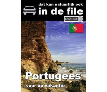 Vakantie taalcursus Portugees leren voor vakantie - Luistercursus Portugees [Audio taalcursus - Download]