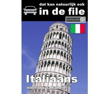 Vakantie taalcursus Vakantie cursus Italiaans - Leer de Italiaanse taal  (Luistercursus - Download)