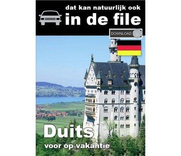Vakantie taalcursus Duits leren voor vakantie - Luistercursus Duits [Audio taalcursus - Download]