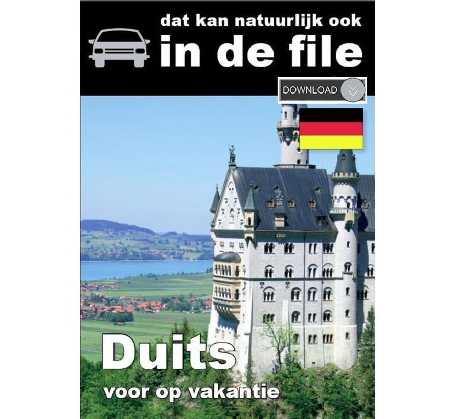 Duits op vakantie - Luistercursus download