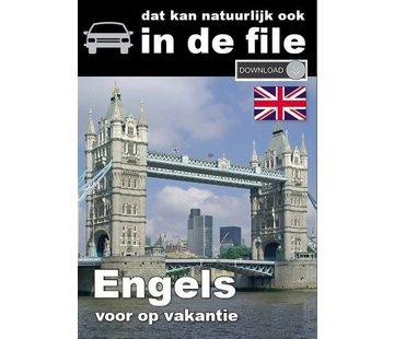 Vakantie taalcursus Engels leren voor vakantie - Luistercursus Engels [Audio taalcursus - Download]