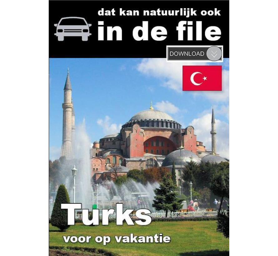 Turks op vakantie - Luistercursus Turks [Download]
