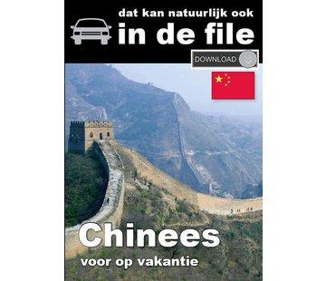 Vakantie taalcursus Chinees leren voor vakantie - Luistercursus Chinees [Audio taalcursus - Download]
