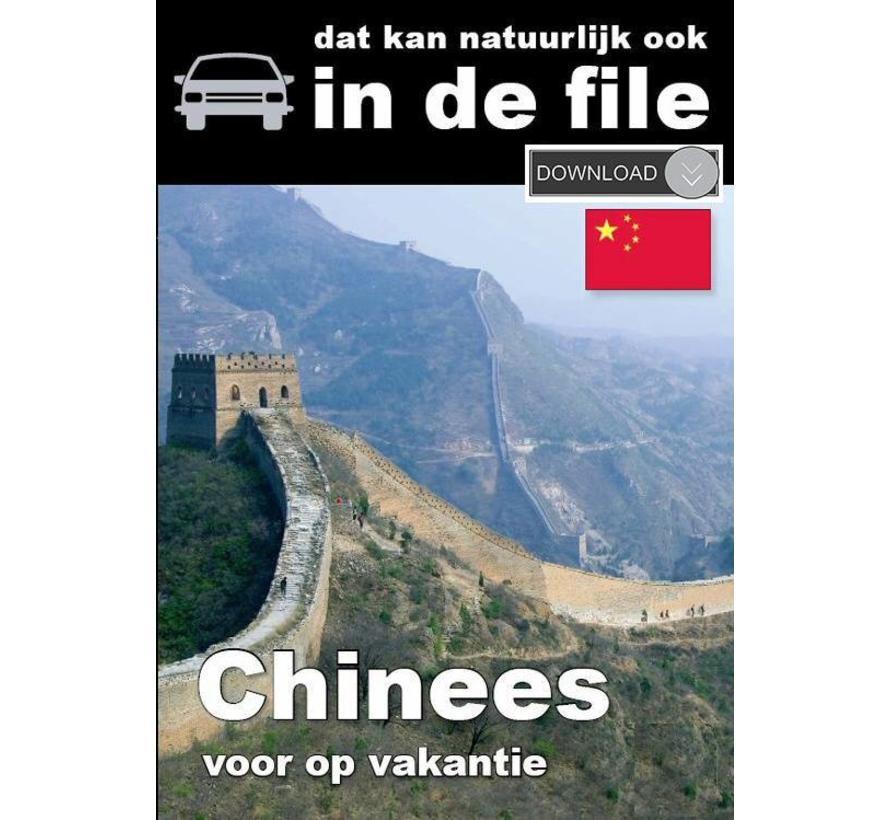 Chinees op vakantie - Luistercursus Chinees [Download]