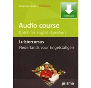 Prisma - Download taalcursussen Luistercursus Nederlands voor Engelstaligen (Download)