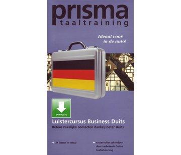 Prisma Download Luistercursus Business Duits - Download