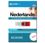 Eurotalk Talk Now Leer Nederlands - Cursus Nederlands voor Beginners (USB)