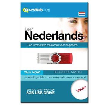 Eurotalk Talk Now Cursus Nederlands voor Beginners (USB)