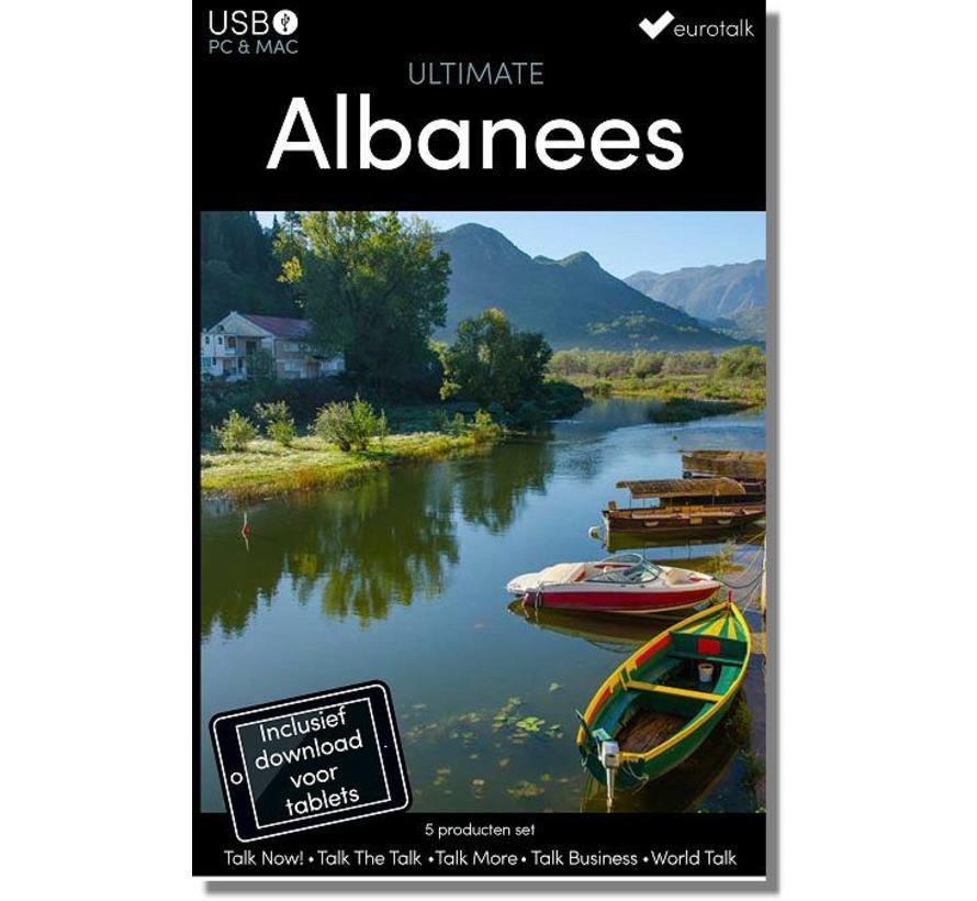 Albanees leren - Ultimate Albanees voor Beginners tot Gevorderden