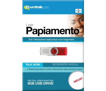 Eurotalk Talk Now Cursus Papiaments voor Beginners (USB)