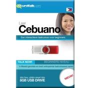 Eurotalk Talk Now Leer Cebuano (Bisaya) voor Beginners (USB)