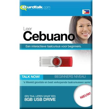 Eurotalk Talk Now Talk now - Cursus Cebuano voor Beginners (USB)
