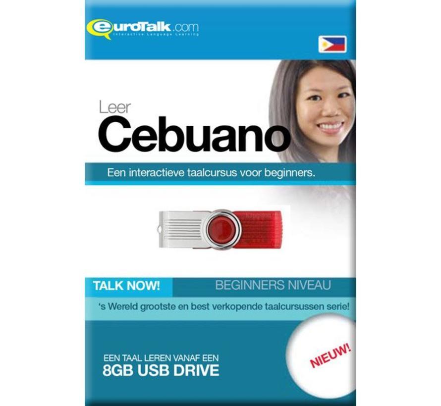 Cursus Cebuano voor Beginners (USB)