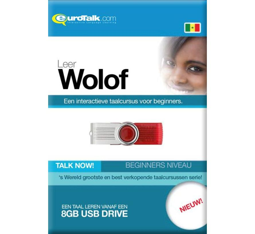 Talk now - Cursus Wolof voor Beginners (USB)