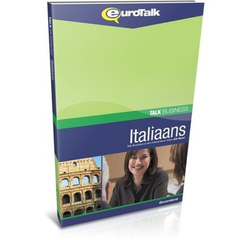 Eurotalk Talk Business Cursus Zakelijk Italiaans  - Talk Business Italiaans