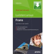 Prisma - Download taalcursussen Luistercursus Frans (Download) - Leer Frans voor Beginners