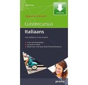 Prisma - Download taalcursussen Prisma Luistercursus Italiaans  (Download) - Leer Italiaans binnen een maand