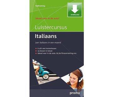 Prisma - Download taalcursussen Prisma Luistercursus Italiaans  (Download)