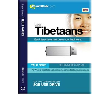 Eurotalk Talk Now Cursus Tibetaans voor Beginners (USB)
