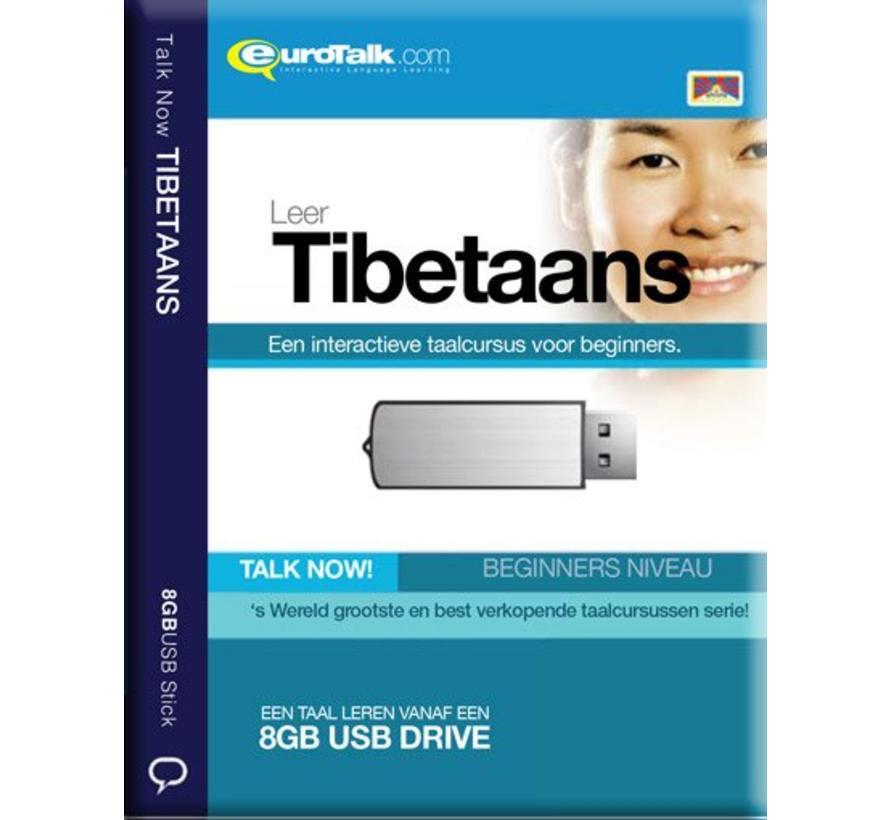 Talk now - Cursus Tibetaans voor Beginners (USB)