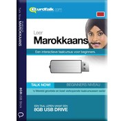 Eurotalk Talk Now Cursus Marokkaans Arabisch voor Beginners (USB)