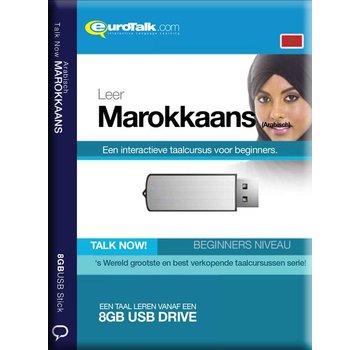 Eurotalk Talk Now Talk now - Cursus Marokkaans Arabisch voor Beginners (USB)