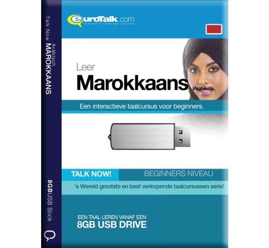 Talk now - Cursus Marokkaans Arabisch voor Beginners (USB)