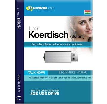 Eurotalk Talk Now Talk now - Cursus Koerdisch Sorani voor Beginners (USB)