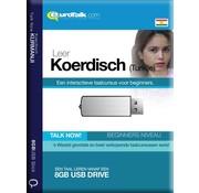 Eurotalk Talk Now Cursus Koerdisch Kurmanji voor Beginners (USB)