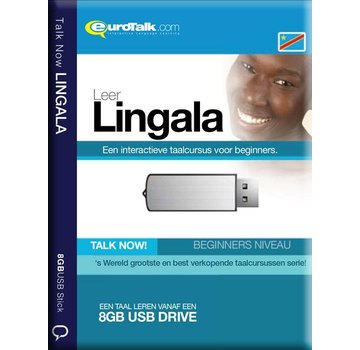 Eurotalk Talk Now Cursus Lingala voor Beginners (USB)