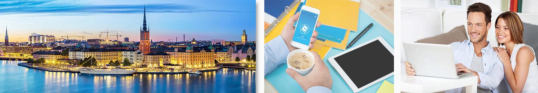 Zweden - Zweeds leren - Cursussen Online en Zelfstudie