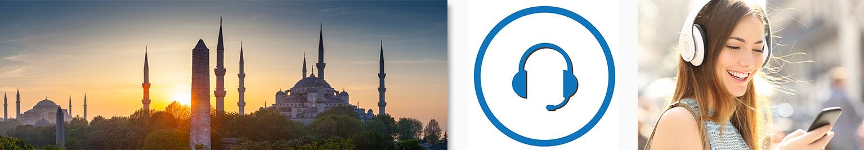 Turks leren - Audio cursus