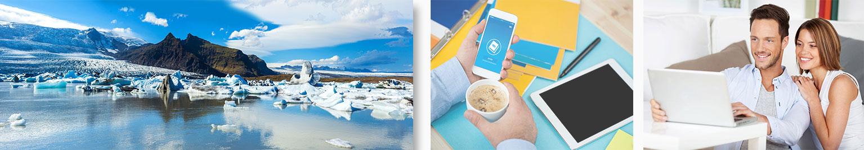 IJslands leren - Cursussen online of Zelfstudie