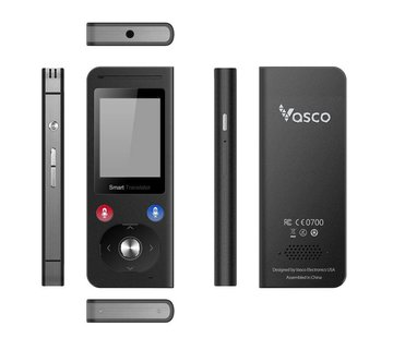 Vasco Vasco MINI Pocket Vertaler met Spraak (41 talen)