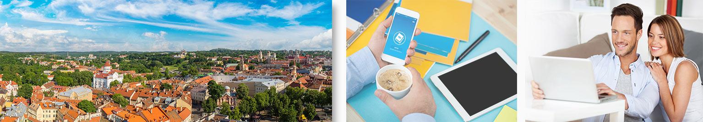 Litouws leren - Cursussen online of Zelfstudie