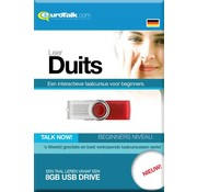 Eurotalk Talk Now Basis cursus Duits Beginners - Talk now Duits (USB)