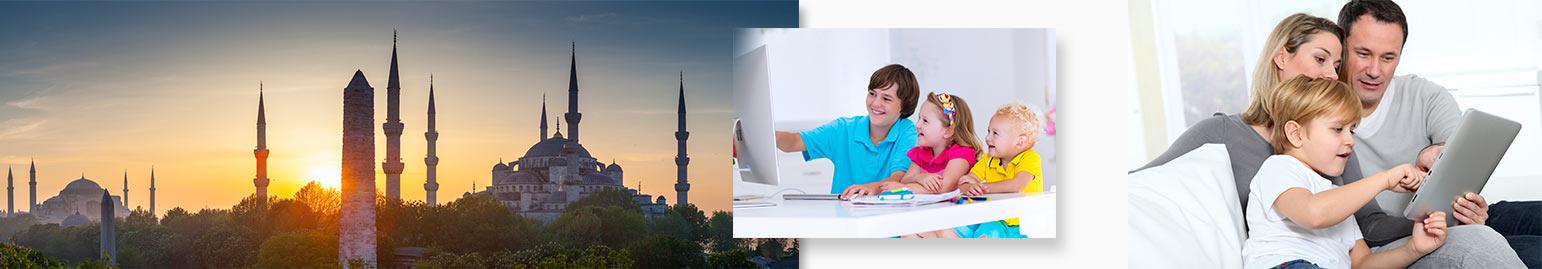 Turks leren voor Kinderen