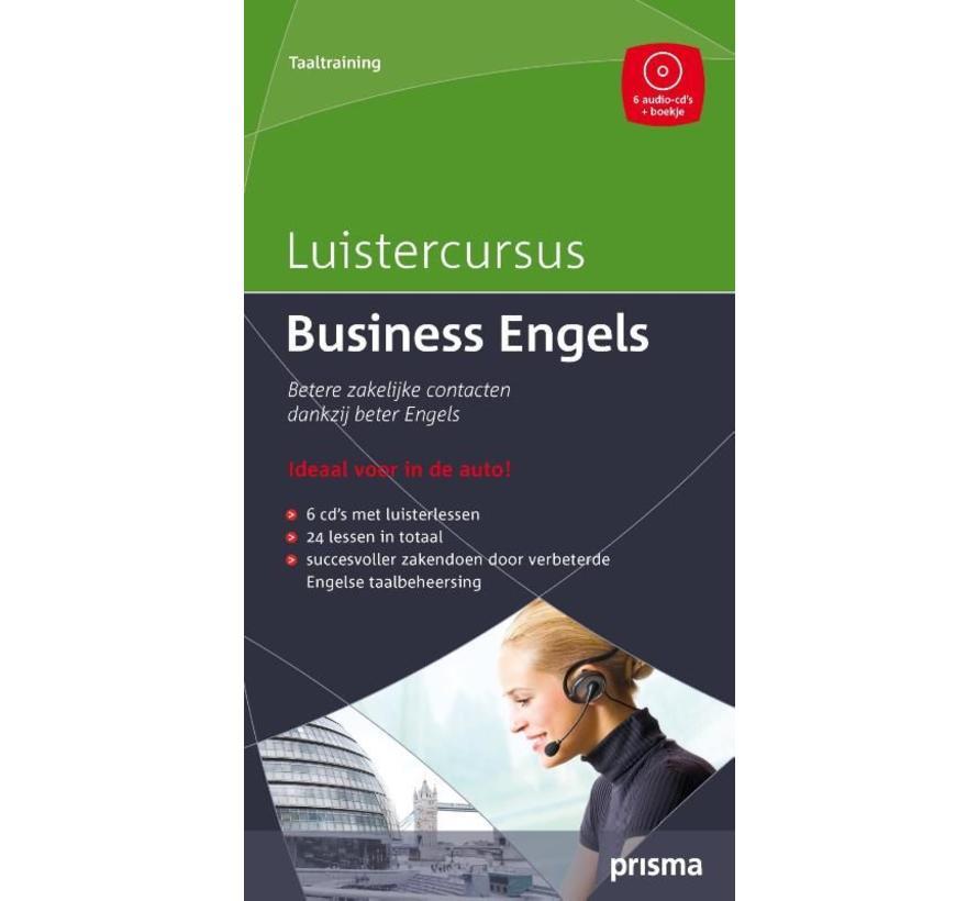 Luistercursus Business Engels - Zakelijk Engels leren binnen een maand