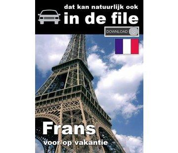 Vakantie taalcursus Frans leren voor vakantie - Luistercursus Frans  [Audio taalcursus - Download]
