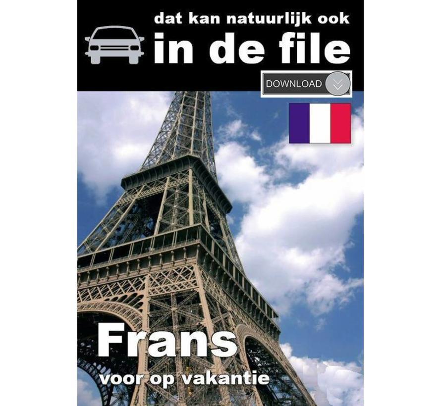 Frans op vakantie - Luistercursus Frans [Download]