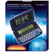 Offline Vertaalcomputer Lexibook NTL1570 (NL) - Zakformaat vertaalapparaat 15 Talen - Pocket vertaler
