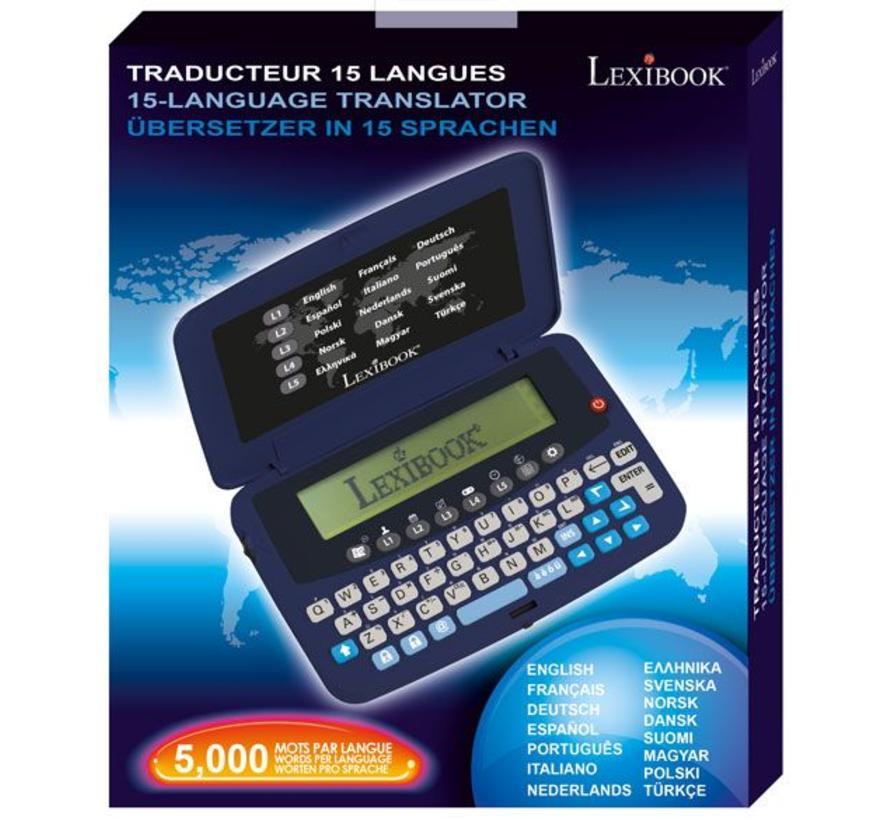Lexibook vertaalcomputer NTL1570