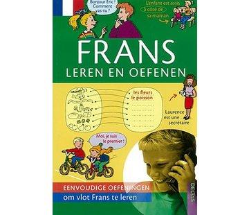 Deltas Frans Leren en Oefenen voor Kinderen (Boek)