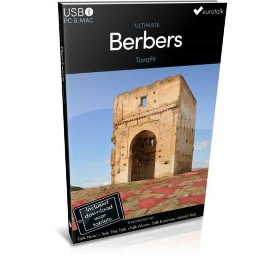 Berbers leren - Ultimate Berbers voor Beginners tot Gevorderden